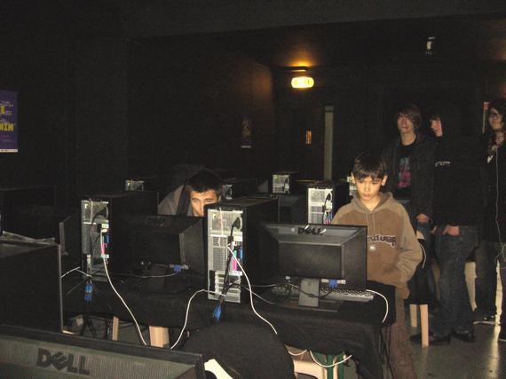 Atelier d'animation 3D